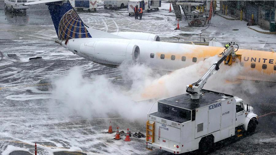 Nuevo anticongelante que beneficiará a los aviones y a los trasplantes de órganos