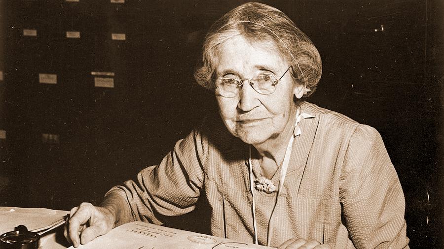 Mujeres en la ciencia: Mary Agnes Chase, destacada botánica y activista