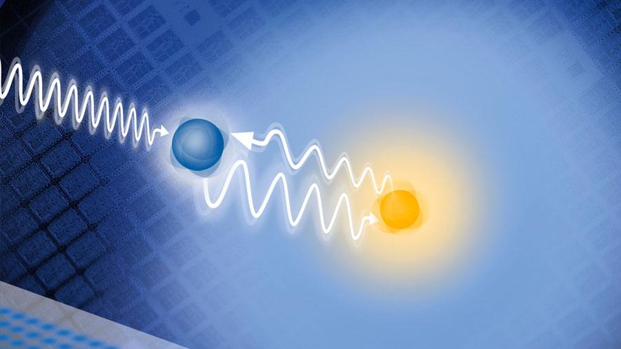 Demuestran que las partículas cuánticas idénticas influyen en los procesos químicos