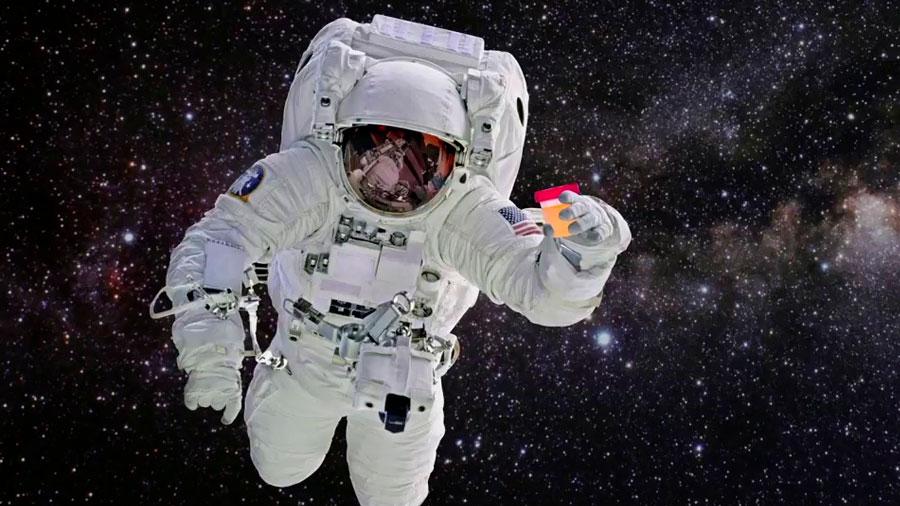 Convertirán la orina de los astronautas en plástico y nutrientes