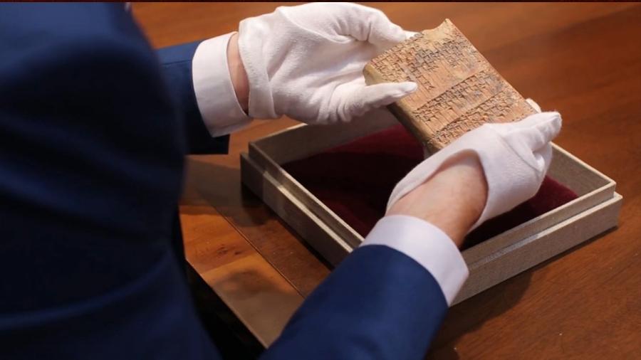 Solucionado un enigma matemático de 3,700 años