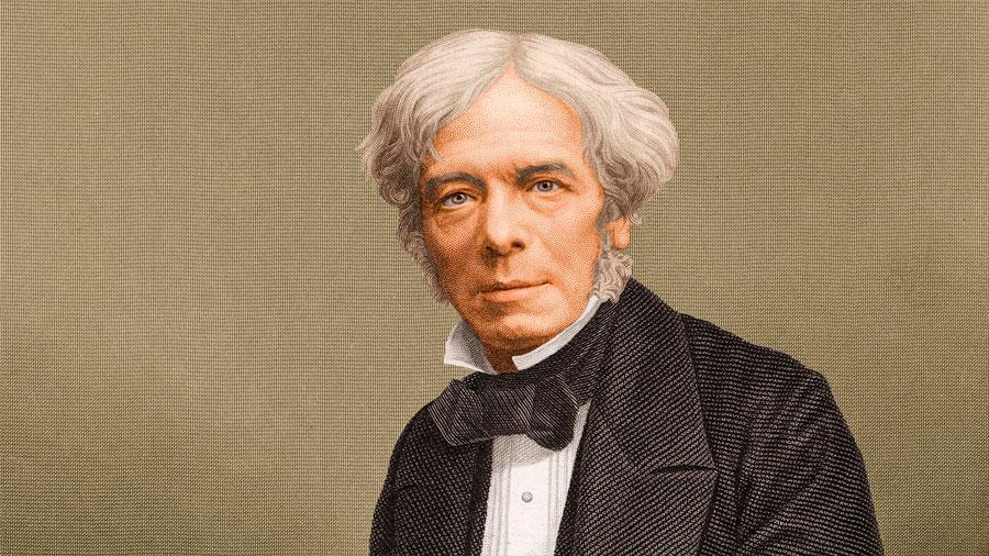 Faraday y la aplicación práctica de los campos magnéticos