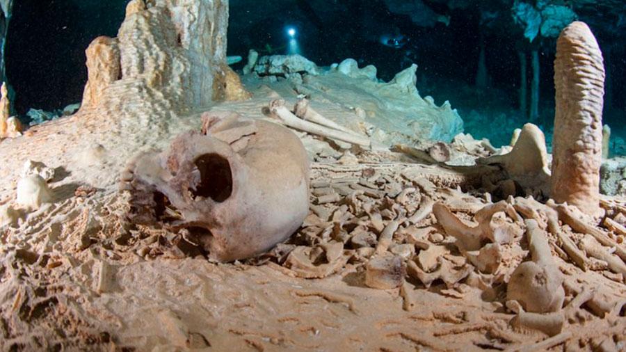 Los primeros humanos llegaron a América hace 13,000 años