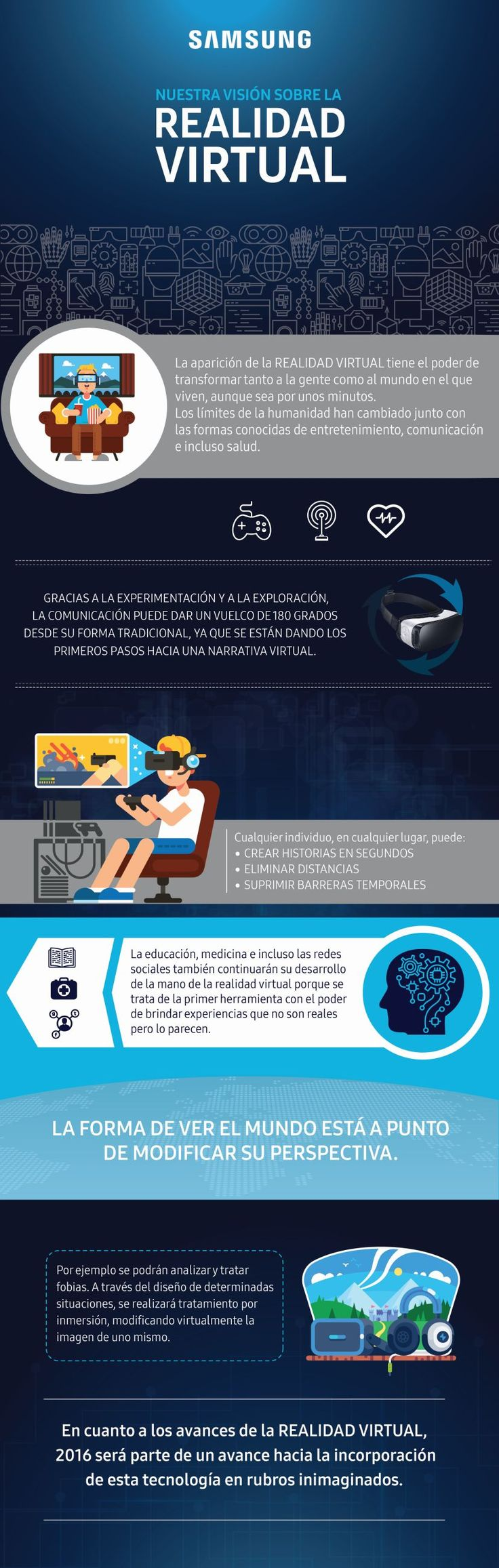 Nuestra visión sobre la realidad virtual