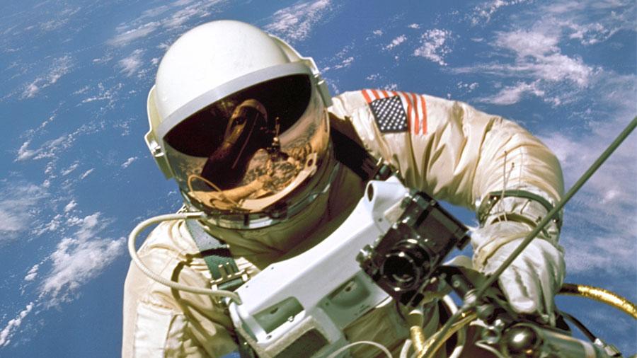 El envejecimiento en el espacio exterior