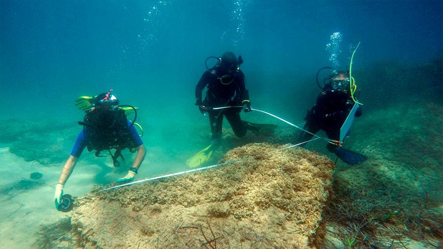 Hallan tras 2000 años antigua ciudad romana sepultada por tsunami