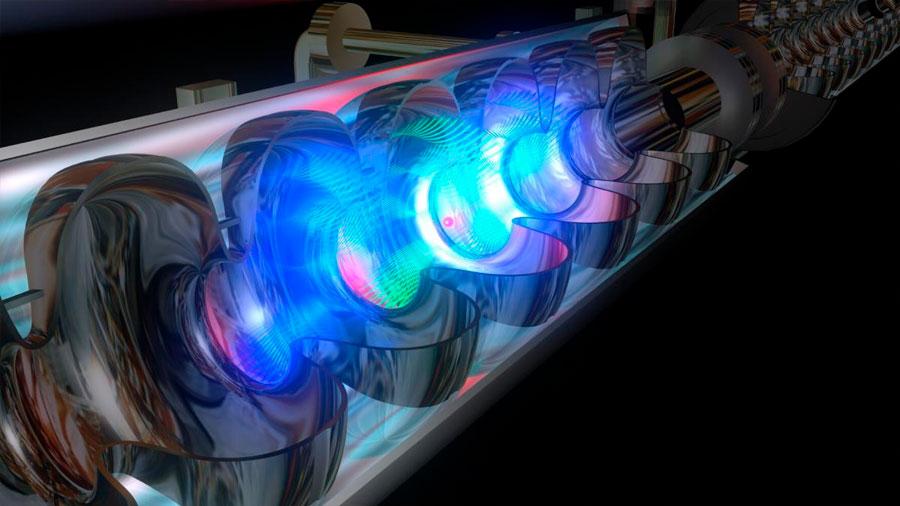 Presentan en Alemania el mayor láser de rayos X del mundo