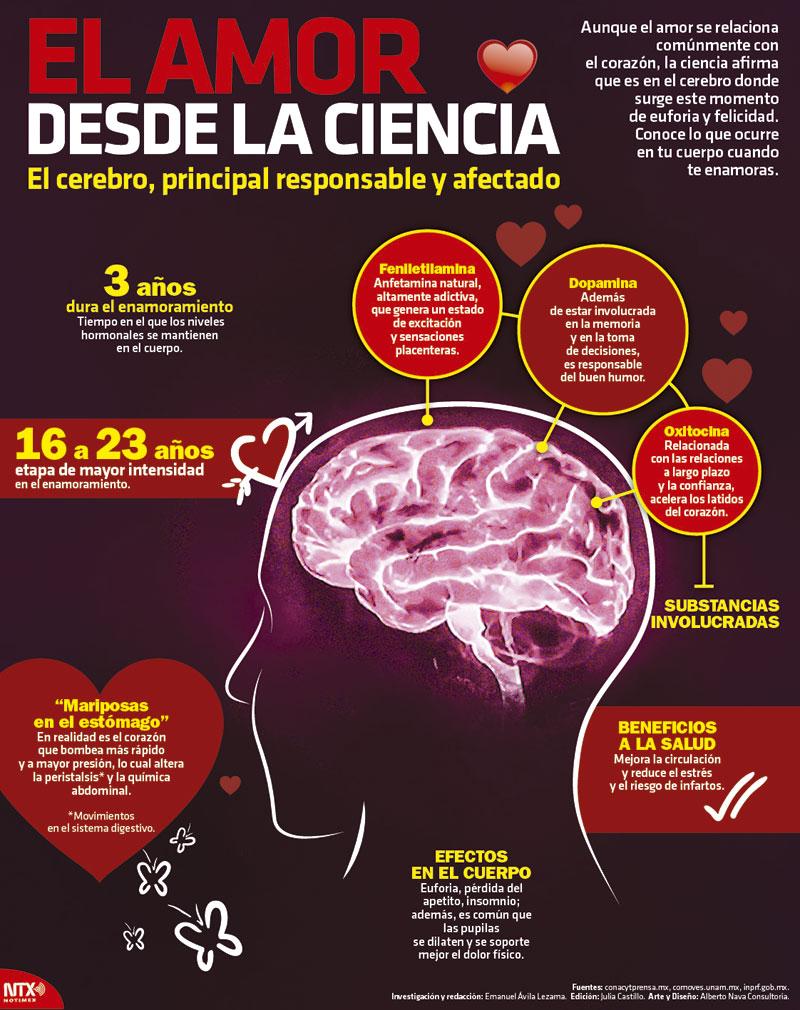 El amor desde la ciencia