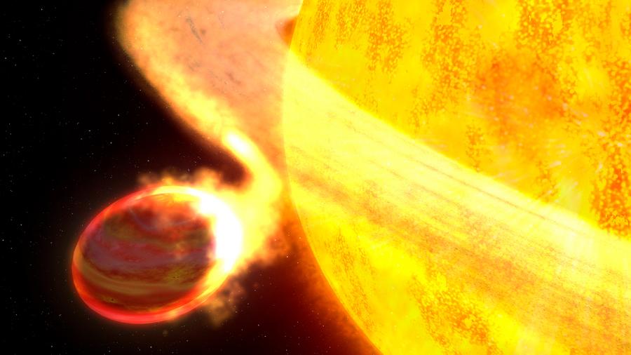 """Desde Hawaii, científicos argentinos y brasileños descubren una estrella """"come planetas"""""""