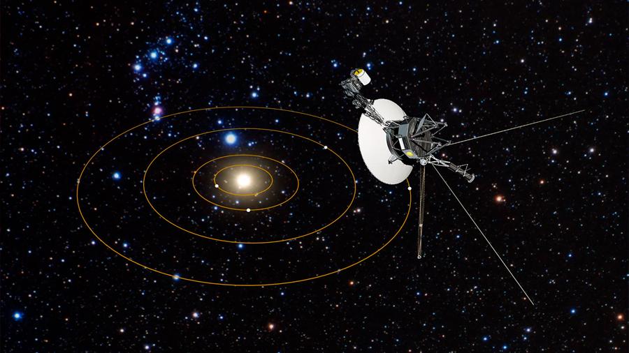 El increíble viaje de las Voyager, los artefactos humanos que han llegado más lejos