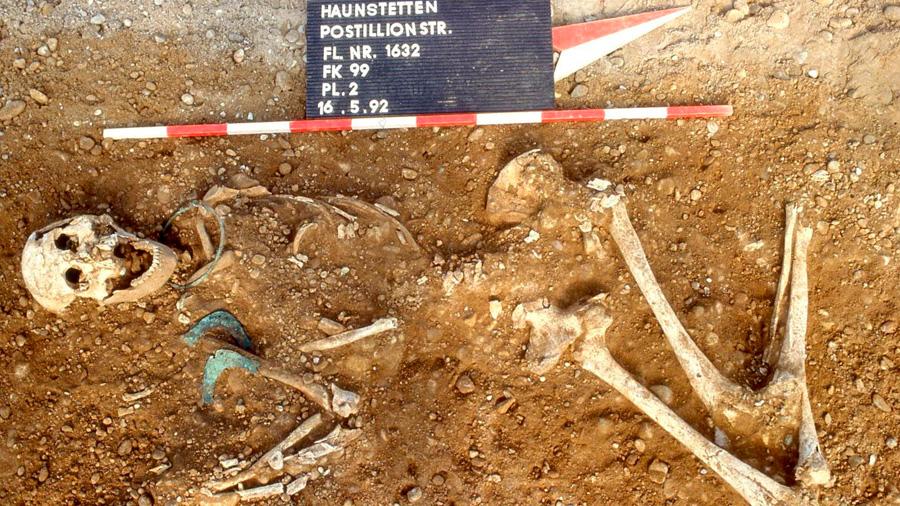 Las mujeres, claves en el intercambio cultural en la Edad del Bronce
