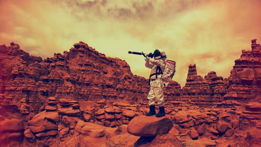 China tendrá 'un pedacito' de Marte en su territorio