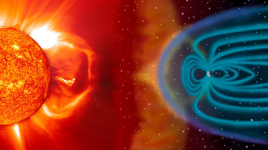 Tormentas solares arrojaron fuerte tormenta geomagnética sobre la Tierra