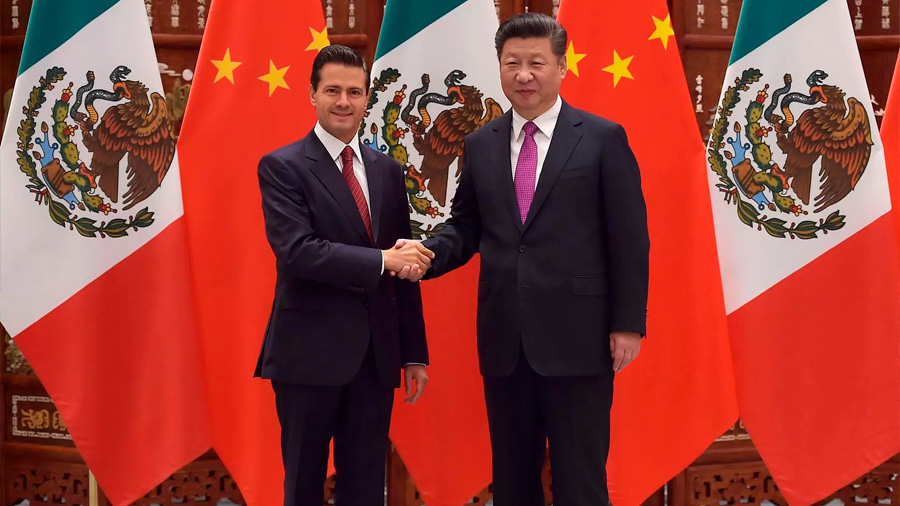 Viable un Acuerdo de Asociación Económica con China, ante incertidumbre por la renegociación del TLCAN