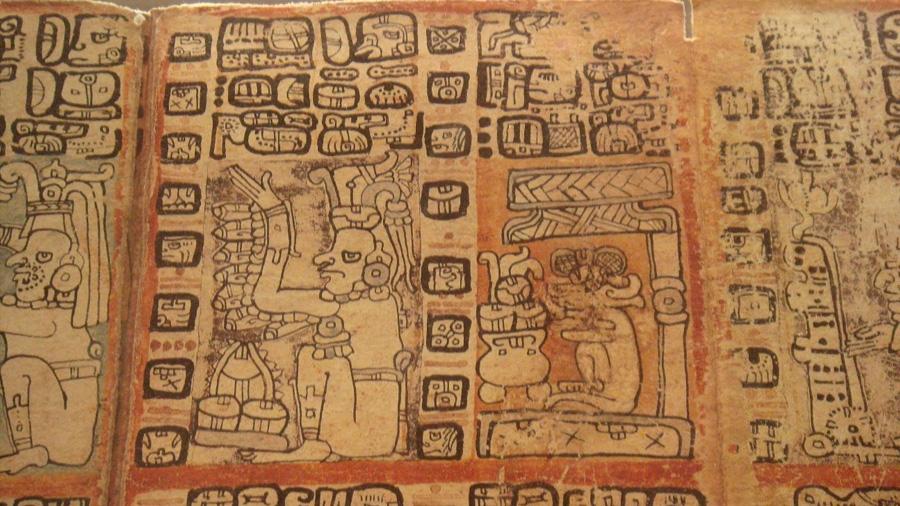 Científicos rusos buscan nueva información en el Códice Maya de Madrid