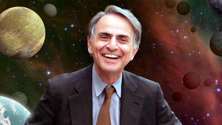 Carl Sagan explica el número gugol y el infinito