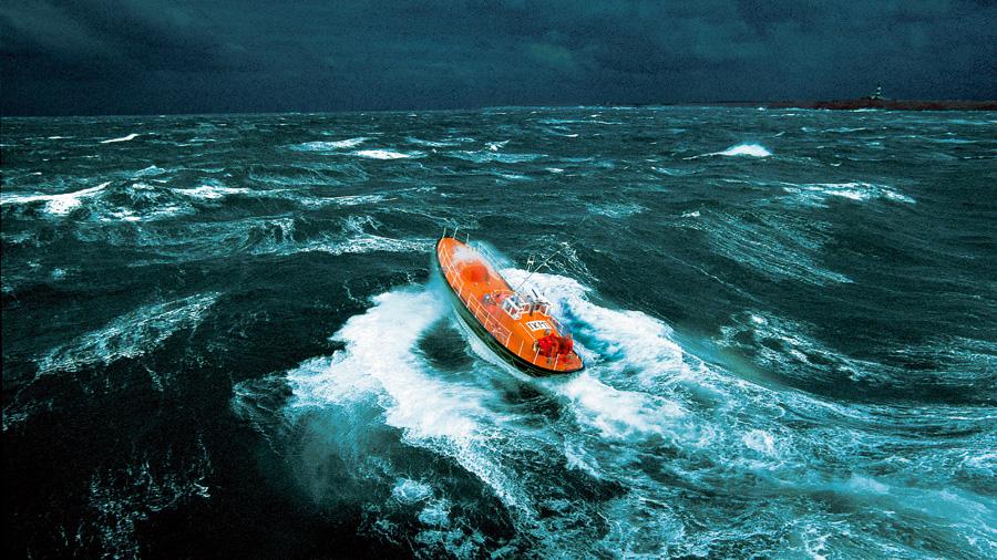 Tormentas marinas más intensas allá donde los barcos contaminan más el aire