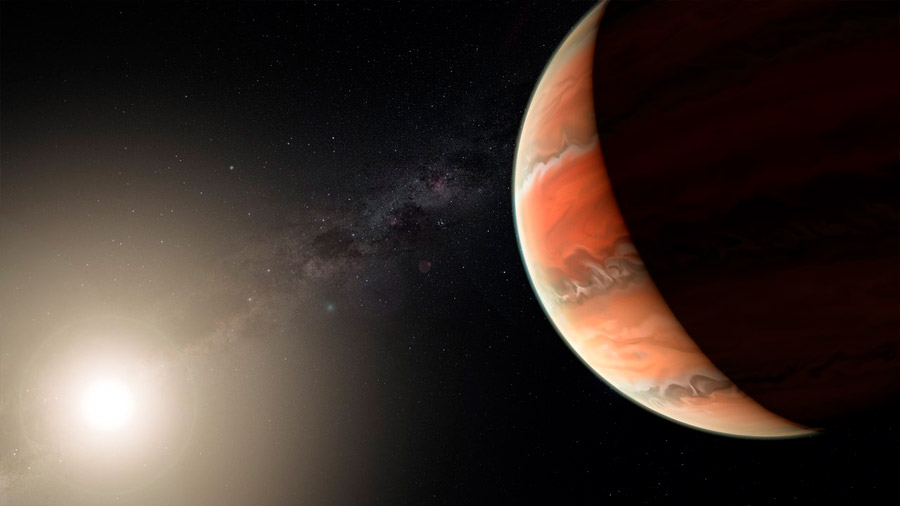 Detectan por primera vez un óxido metálico fuera del Sistema Solar