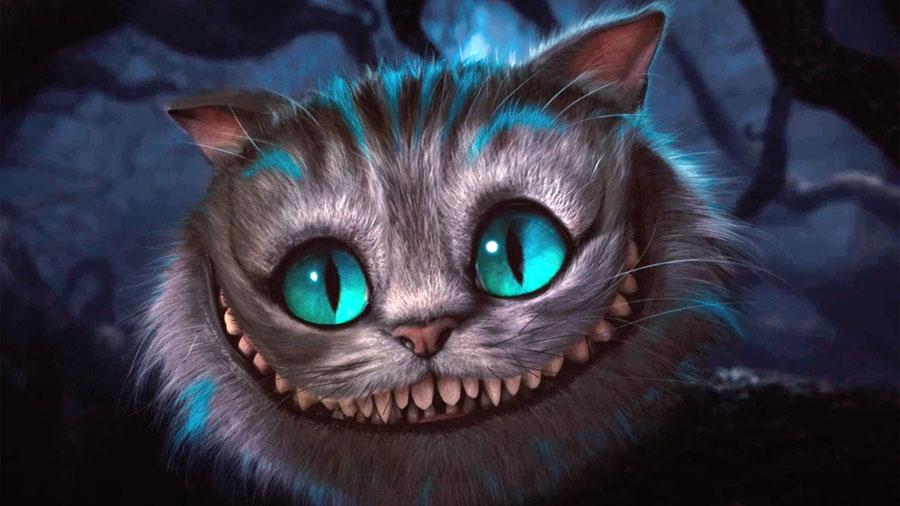 El Gato de Cheshire y el Gato de Schrödinger