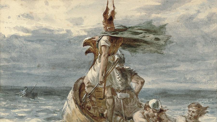 La mujer como lideresa militar en la cultura vikinga