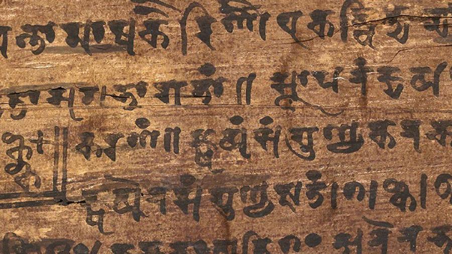 Manuscrito revela la primera mención del cero en un texto matemático