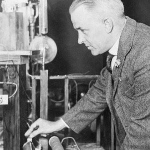 Millikan, el físico que llegó a ver el electrón