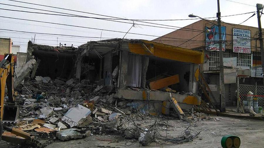 ¿Cómo saber si tu casa se afectó por el sismo en México?