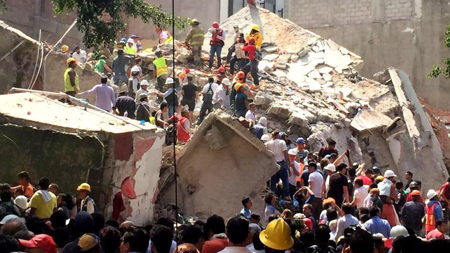 ¿Por qué fue tan fuerte el sismo del martes en la Ciudad de México?