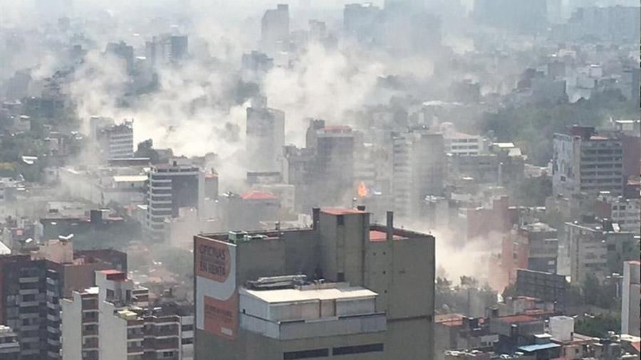 México: ¿cómo se explican dos terremotos tan seguidos?