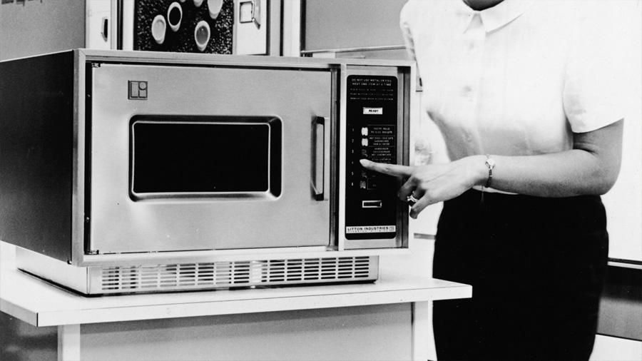 Por qué un turrón de maní fue clave para la invención del microondas