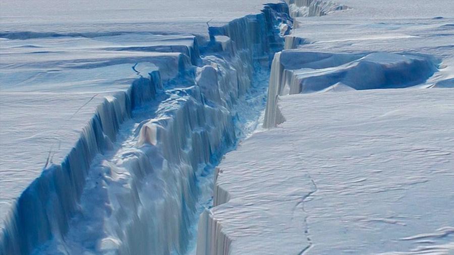 Científicos encendieron las alarmas tras el desprendimiento de un nuevo iceberg en la Antártida