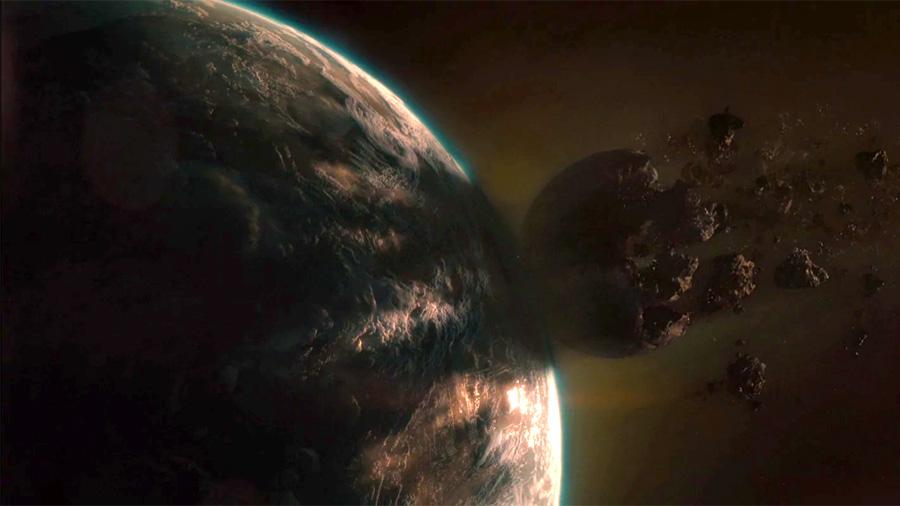 Hallan una estrella que devora a sus 'hijos' planetarios