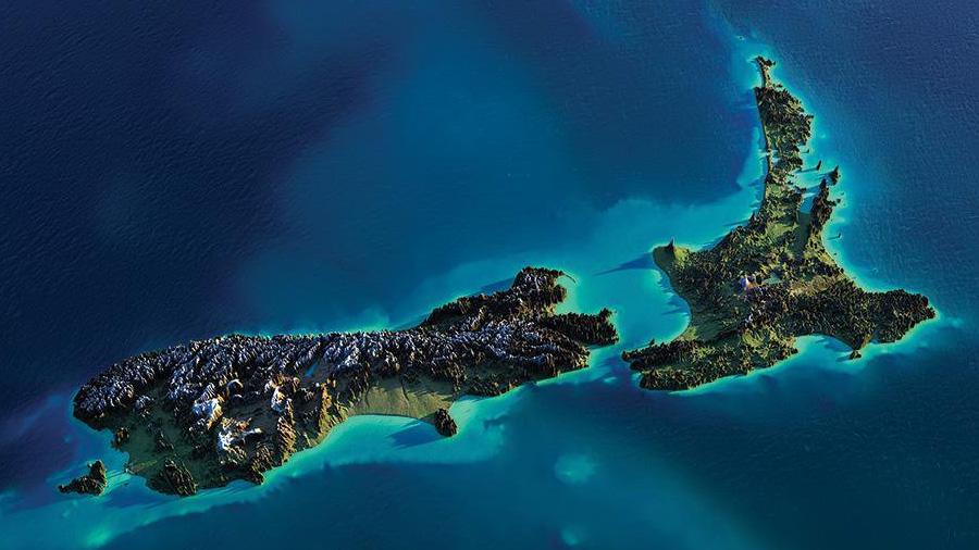El continente perdido de Zealandia empieza a revelar sus secretos