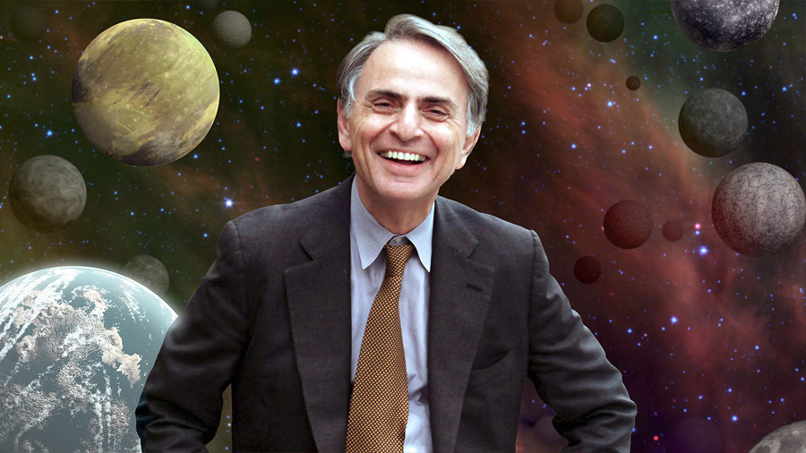 Carl Sagan: Siete curiosidades sobre el gran divulgador de la ciencia