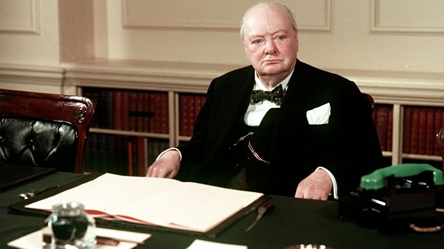 El increíble ensayo de Winston Churchill sobre la vida extraterrestre que sorprende a los científicos