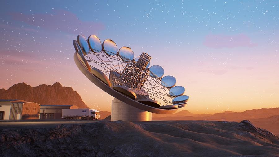 Los detalles del súper telescopio que permitirá encontrar vida en otros planetas
