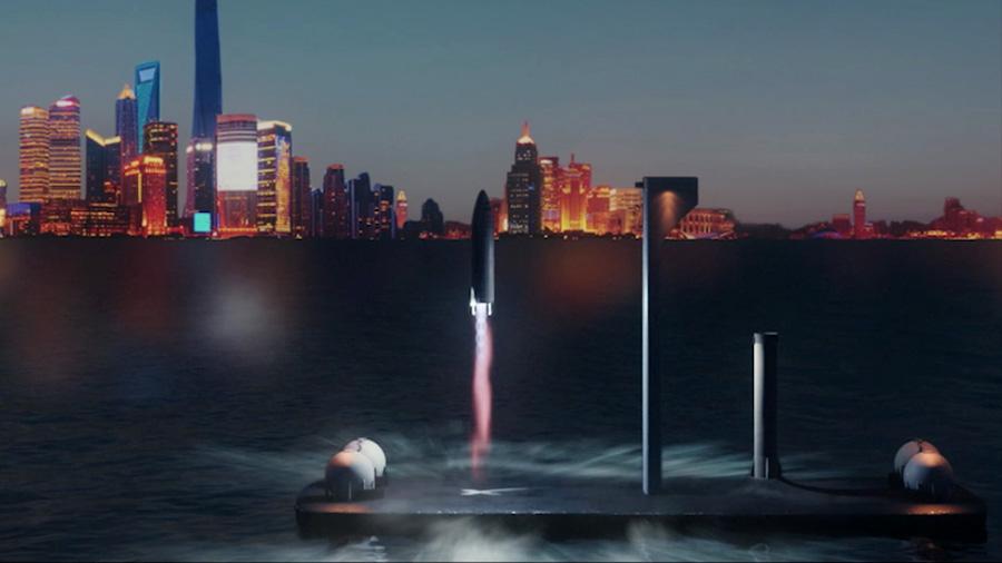 Elon Musk propone viajes a cualquier lugar del mundo en menos de una hora