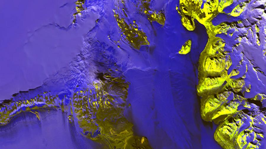 """Un """"mundo perdido"""" bajo los hielos de la Antártida"""