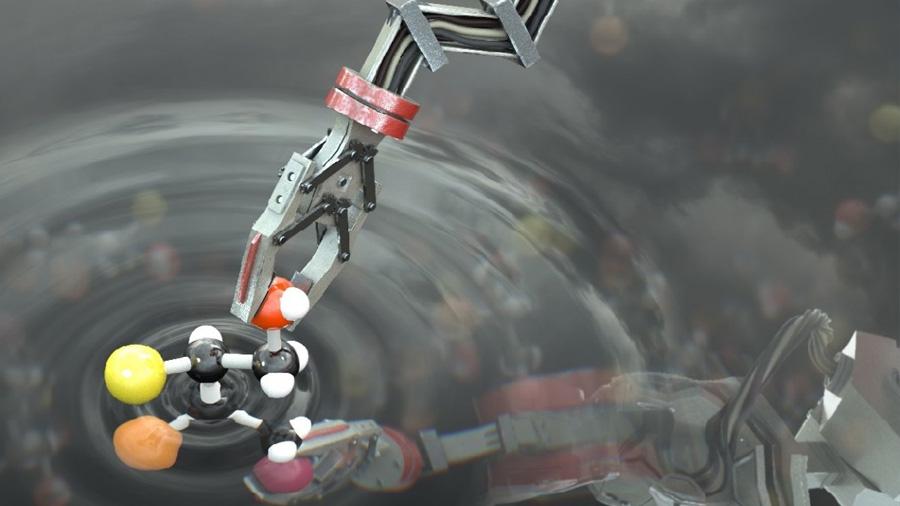 """Primer """"robot molecular"""" capaz de construir moléculas"""