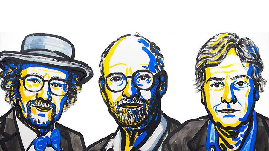 Tres estadounidenses se llevan el Premio Nobel de Medicina