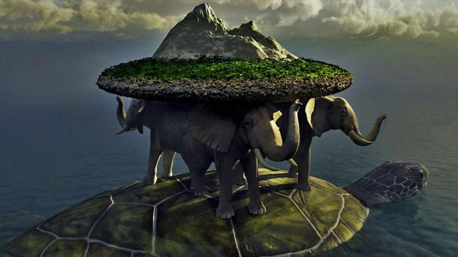 La asombrosa hazaña de descubrir cuál era la forma de algo imposible de ver: la Tierra