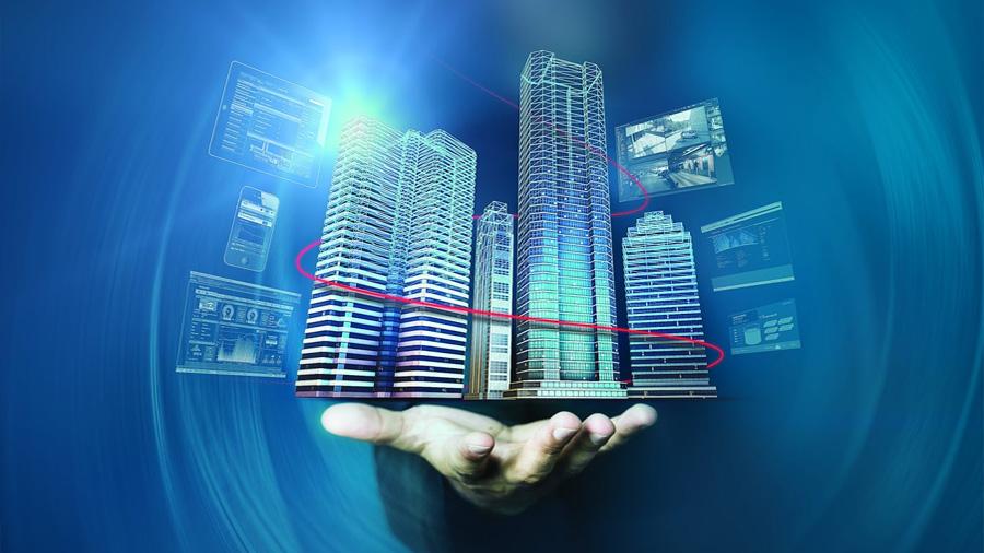 El edificio inteligente que resistirá el embate del cambio climático