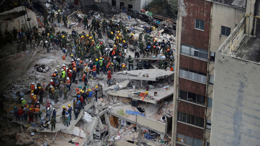 Los científicos en México enfrentan grandes desafíos para implementar sensores sísmicos