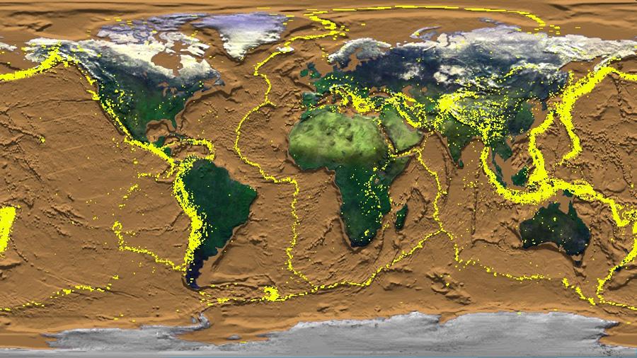 Placas tectónicas: cómo un descubrimiento de hace medio siglo se transformó en la clave para saber cómo funciona la Tierra