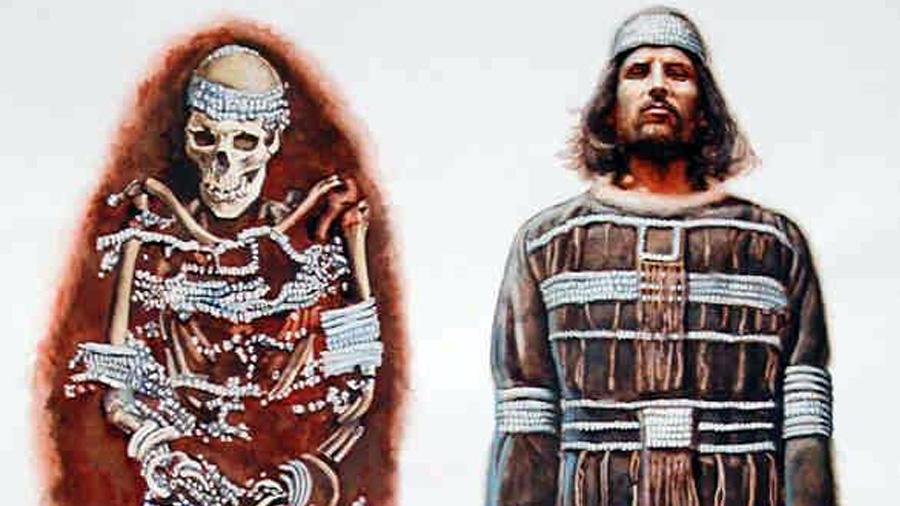 ADN revela redes de apareamiento frente a la endogamia hace 34, 000 años