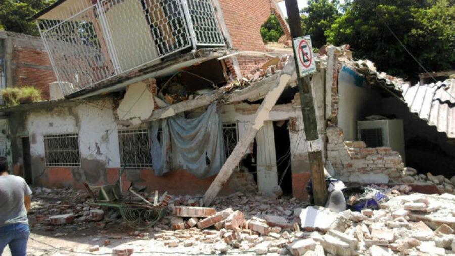 La pobreza visibilizada por el sismo