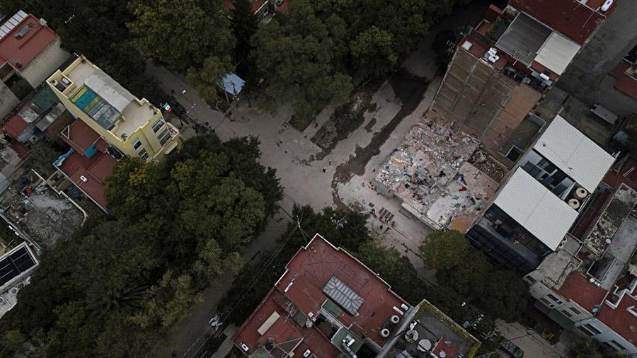 Urgen que el sismo sea 'un punto de inflexión' para evitar más derrumbes en Ciudad de México