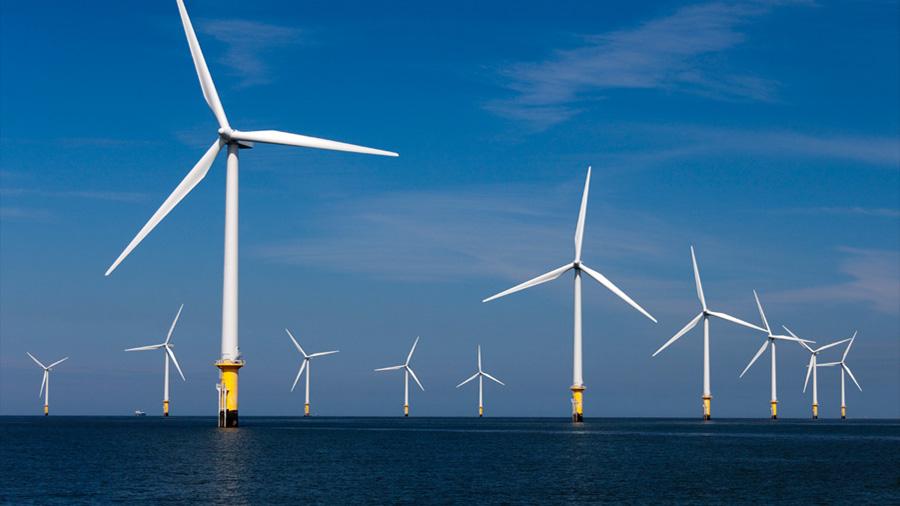 En pos de turbinas eólicas en mar abierto para alimentar de energía al planeta entero