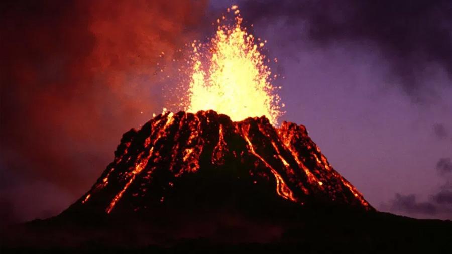 Documentada una de las mayores erupciones volcánicas del planeta