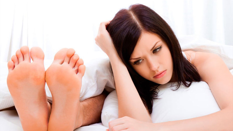 La frustración sexual acelera el envejecimiento